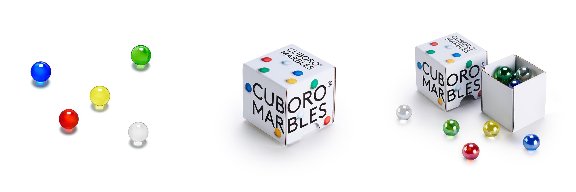 CUBORO Marbles Kugelbahn